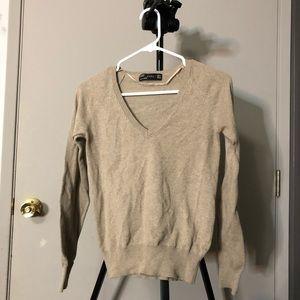 V-Neck Zara Sweater